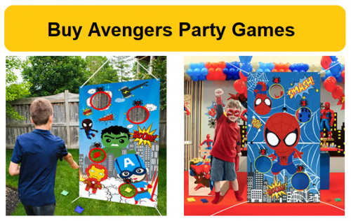 gallery/avengers party games